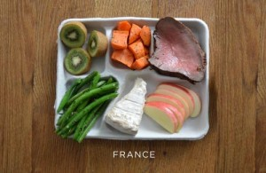 French School Lunch