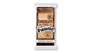 Chocolate Fudge Brownie Gluten Free 70g | Wholesale Gluten Free Products Melbourne | Glenroy Bakery