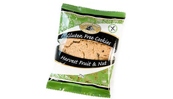 Harvest Fruit And Nut Cookie Gluten Free 75g | Wholesale Gluten Free Products Melbourne | Glenroy Bakery