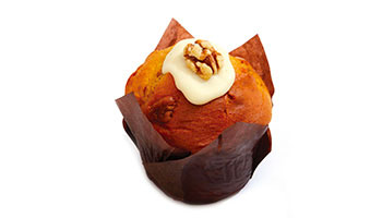 Wholesale Banana Walnut Muffins Melbourne | Glenroy Bakery