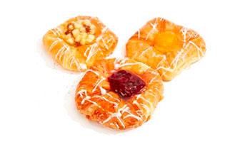 Wholesale Fruit Danishes Melbourne | Glenroy Bakery