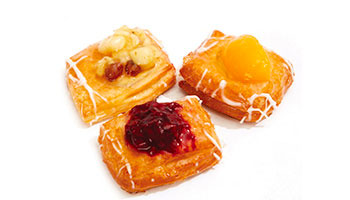 Wholesale Mini Fruit Danishes Melbourne | Glenroy Bakery