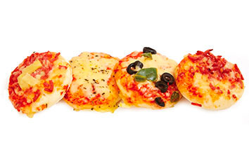 Wholesale Mini Pizzas Melbourne | Glenroy Bakery