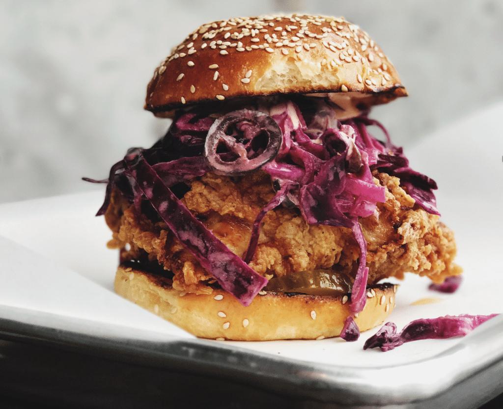 Briiche-Burger-Bun
