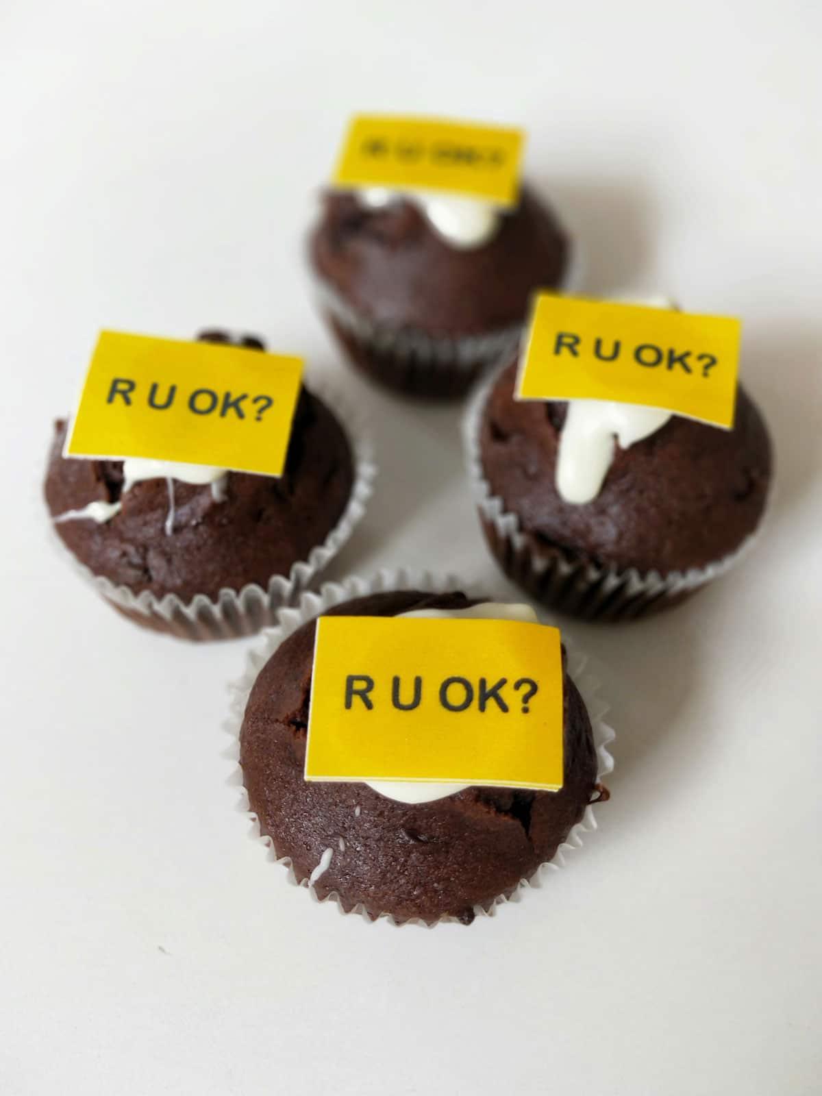 Wholesale Bespoke Custom Bakery Products Melbourne | RU OK? Day | Glenroy Bakery