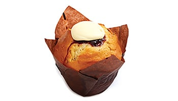 Halal Wholesale Products Melbourne | Texan Blueberry Muffin | Glenroy Bakery
