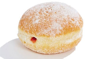 Mini-Jam-Donut