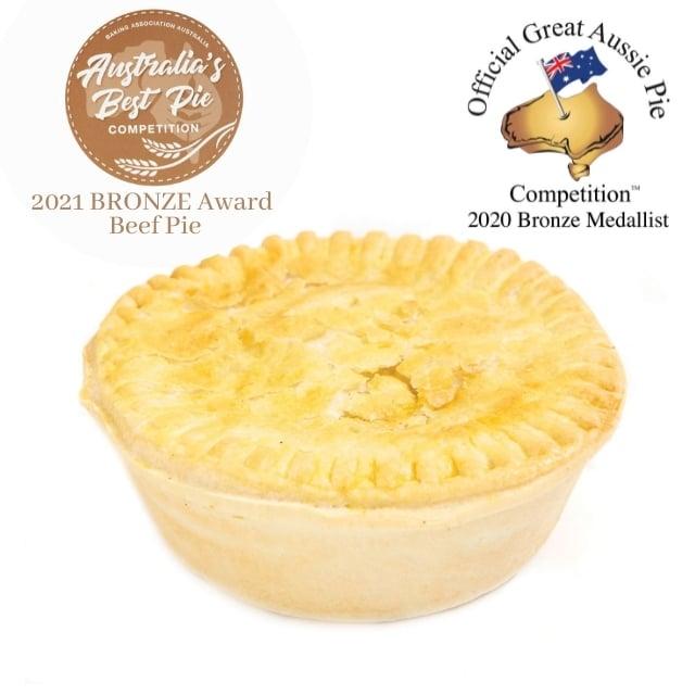 1. Beef pie