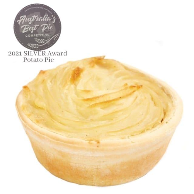 2. Beef & Potato Pie